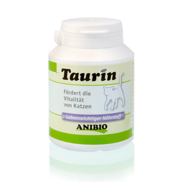 Taurina pet food